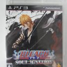 PS3 Bleach Soul Ignition Resurrection JPN Ver Usd Excellent
