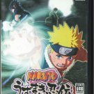 PS2 Naruto Uzumaki Chronicles JPN Ver Uzumaki Ninden Great Condition