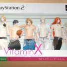 PS2 Vitamin X Limited Edition JPN VER Used Excellent Condition