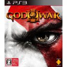 PS3 God of War 3 JPN Ver Used Nice Condition