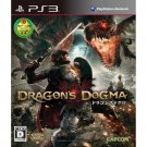 PS3 Dragon's Dogma JPN Ver NEW PlayStation 3