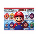 Super Mario Bros Wii Game Sound Soundrop2 Effect Sound Box 8 pcs Set Rare Mint!