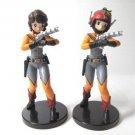 Ultraman Ace TAC Girl 2 Figures Set New