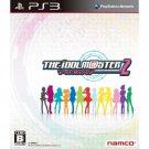 PS3 Idolmaster 2 Bandai Namco JPN Ver Brand New