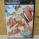 PS2 Gakuen Heaven Boy's Love Scramble JPN VER Used Excellent Condition