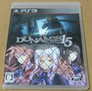PS3 DUNAMIS15 JPN Ver Usd Excellent
