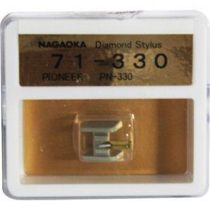 Nagaoka Diamond Stylus G71-330 for Pioneer PN-330 & PL-125