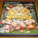 PS2 Super Monkey Ball Deluxe JPN Ver Used Excellent Condition