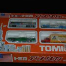 Tomica American Car Gift Set F4 F49 F51 F64 Rare Vintage Mint Condition