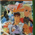XBOX Capcom Fighting Jam JPN VER Used Excellent Condition