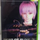 XBOX Dead or Alive 3 JPN VER Used Excellent Condition