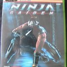 XBOX Ninja Gaiden JPN VER Used Excellent Condition
