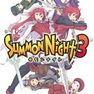 PSP Summon Night 3 JPN VER NEW