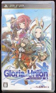 PSP Gloria Union JPN VER Used Excellent Condition