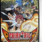 PSP Fairy Tail Portable Guild JPN VER Used Excellent Condition