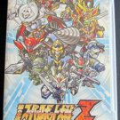 PSP Super Robot Taisen Z 2 JPN VER Used Excellent Condition