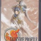 PSP Valkyrie Profile Lenneth JPN VER Used Excellent Condition
