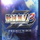 PS3 Sengoku Musou 3 Z Premium Box JPN VER Used Excellent Condition