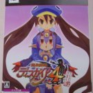 PS3 Makai Senki Disgaea 4 The Fuka Desco Show JPN LTD VER Used Excellent