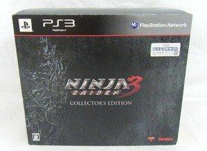PS3 Ninja Gaiden 3 Collector's Edition JPN VER Used Excellent Condition