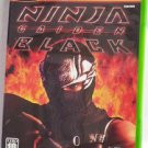 XBOX Ninja Gaiden Black JPN VER Used Excellent Condition