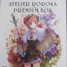 PS3 Atelier Rorona The Alchemist of Arland Premium Box JPN VER Used Excellent
