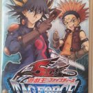 PSP YuGiOh 5Ds Tag Force 5 JPN VER Used Excellent Condition