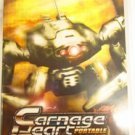 PSP Carnage Heart Portable JPN VER Used Excellent Condition