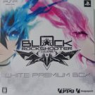 PSP Black Rock Shooter The Game White Premium Box JPN VER Used Excellent