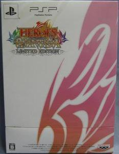 PSP Heroes of Phantasia Ltd Edition JPN VER Used Excellent Condition