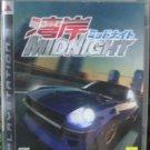 PS3 Genki Wangan Midnight JPN VER Used Excellent Condition