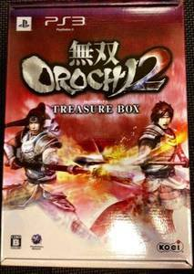 PS3 Musou Orochi 2 JPN VER Used Excellent Condition