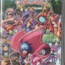 PSP Narisokonai Eiyuutan Taiyou to Tsuki no Monogatari JPN VER Used Excellent