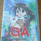 PSP GA Geijutsuka Art Design Class Slapstick Wonderland JPN VER Used Excellent C