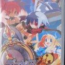 PSP Disgaea Infinite JPN VER Used Excellent Condition