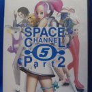PS2 Space Channel 5 Part 2 JPN VER Used Excellent Condition