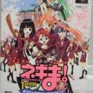 PS2 Mahou Sensei Negima! 1-Jikanme Tokutaisei Edition JPN VER Used Excellent