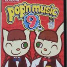 PS2 Pop'n Music 9 JPN VER Used Excellent Condition