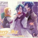 PSP Starry Sky in Autumn JPN LTD BOX Used Excellent Condition