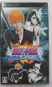 PSP Bleach Soul Carnival JPN VER Used Excellent Condition