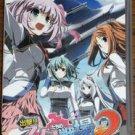 PSP Shutsugeki Otometachi no Senjou 2 Ikusabana no Kizuna JPN VER Used Excellent