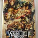 PSP Grand Knights History JPN VER Used Excellent Condition
