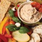 Tomato, Garlic and Basil Dip