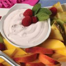 White Chocolate Raspberry Sweet Dip