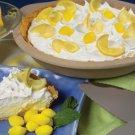 Lemon Drop No-Bake Cheesecake