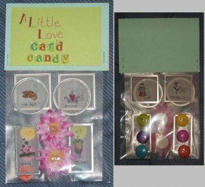 A Little Love-Card Candy