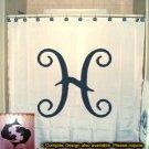 Unique Shower Curtain zodiac sign PISCES The Fish astrology