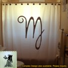 Unique Shower Curtain zodiac sign VIRGO The Virgin astrology