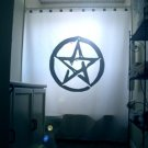 Unique Shower Curtain Pentacle pentagram wicca pagan occult