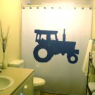 Unique Shower Curtain Tractor Farming Farm Agriculture Vehicle